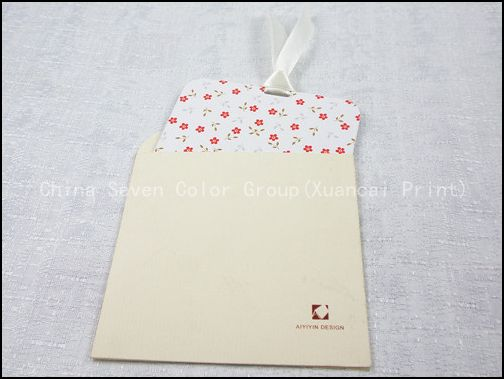 Christmas Handmade Paper Card With High Quality