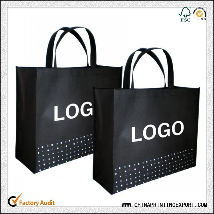Promotional Laminated Non Woven Tote Shopping Bag