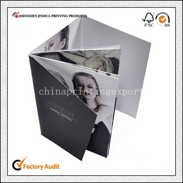 Professional Printing House In China Prinrting Custom Cheap Advertising Brochure