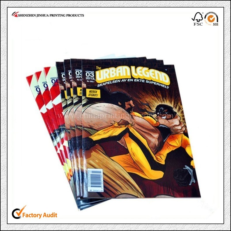 High Quality Cheap Price Custom Catalogs Printing