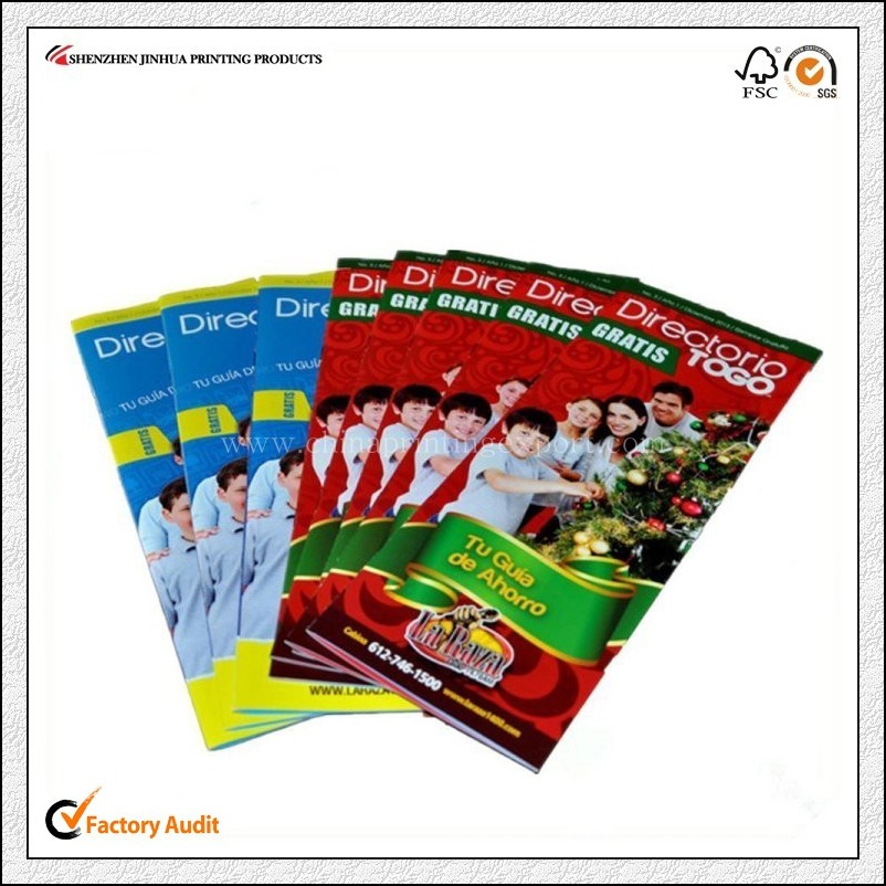 Offset Printed Professional Catalogs Printing China
