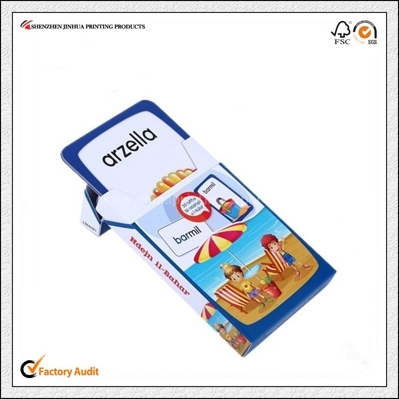 Children Mini Board Card Printing With Low Cost