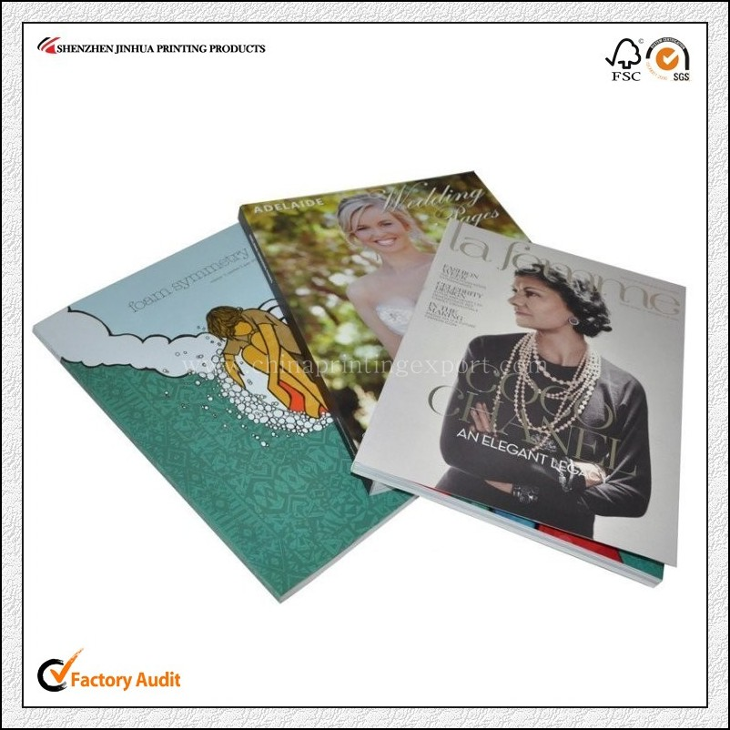 china direct printer full color book printing - Color Book Printing