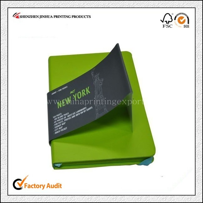 High Quality Professional Printer Hardcover Notebook Printing