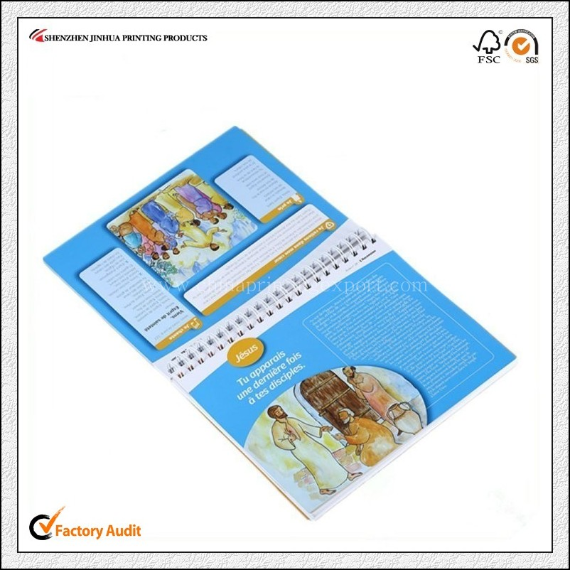 Top Quality Professional Company Printing Wall Calendar