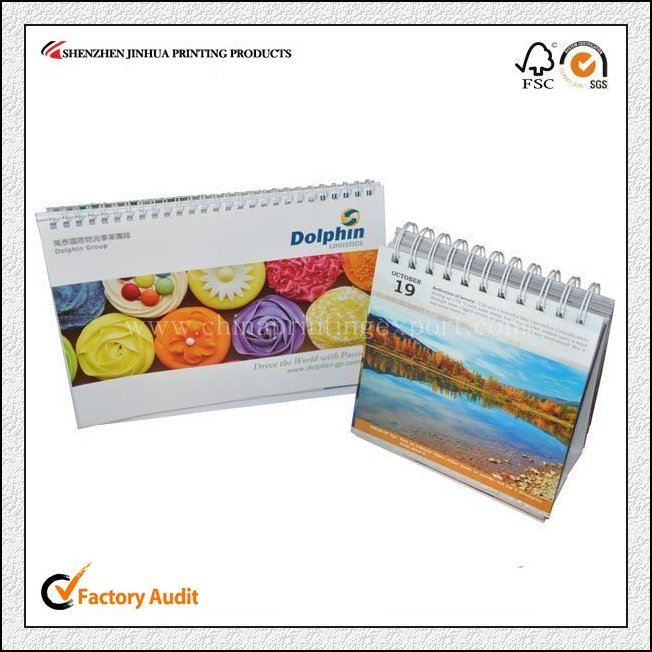 High Quality 365 Days Calendar Printing From China
