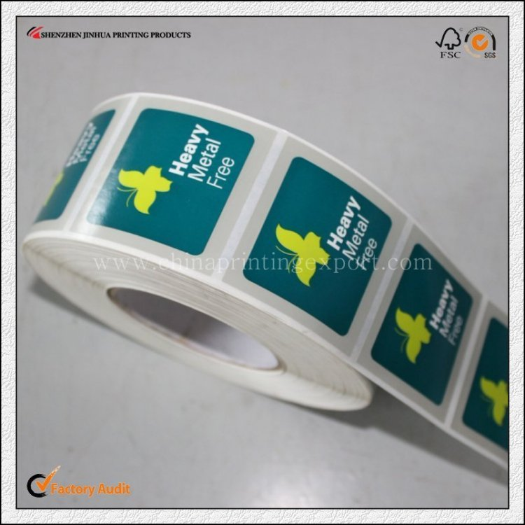 Cheap Price Sticker Printing Design In China