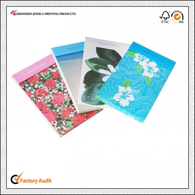 China Printing Company Custom Offset Paper Style Notebook