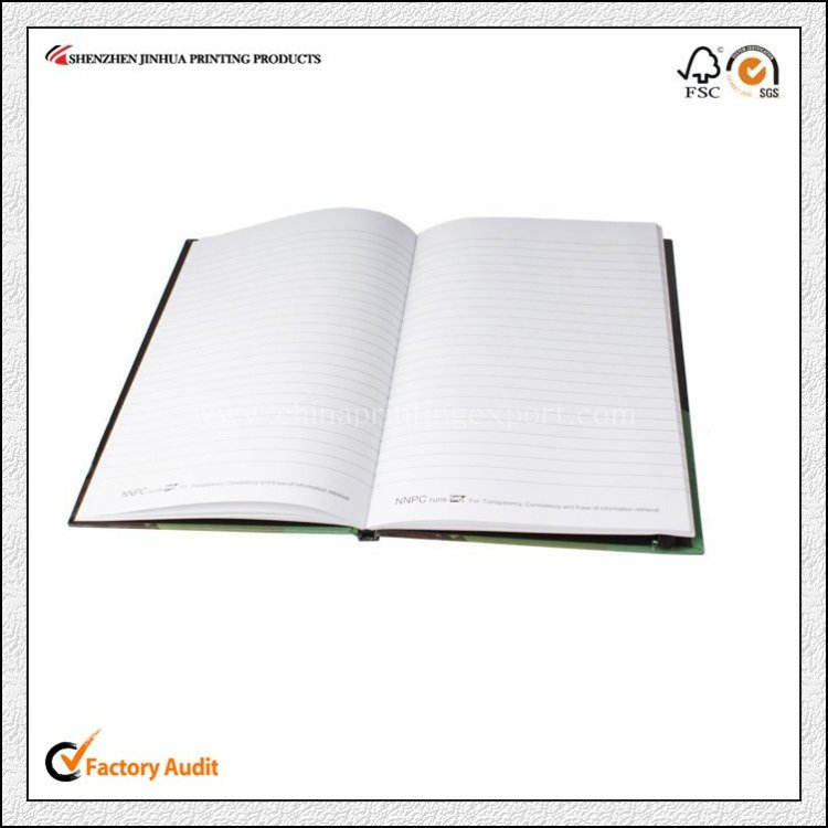 Customized Hardcover Notepad Printing With Low Cost
