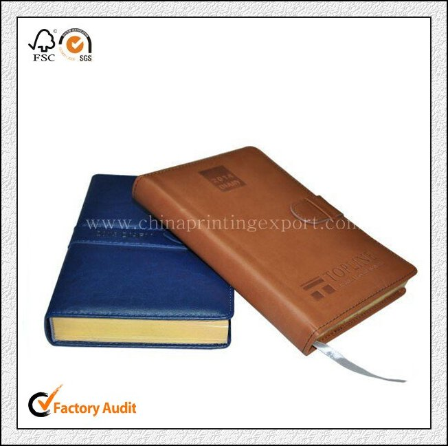 2019 Cheap Custom Personalized Agenda Note Book