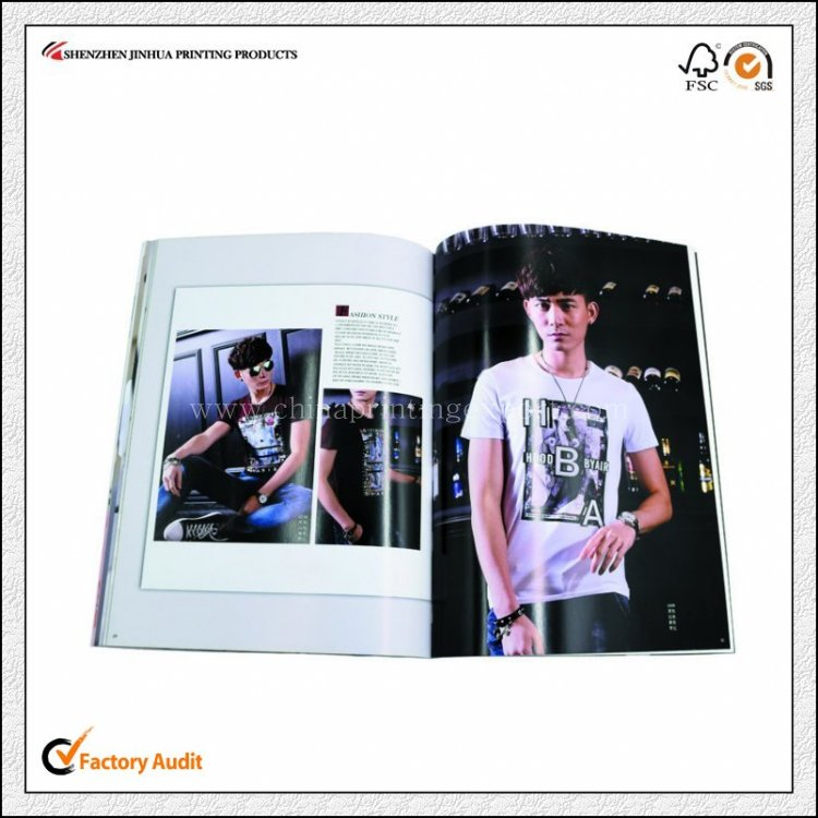 Cheap Factory Printing High Quality Pamphlet Printing