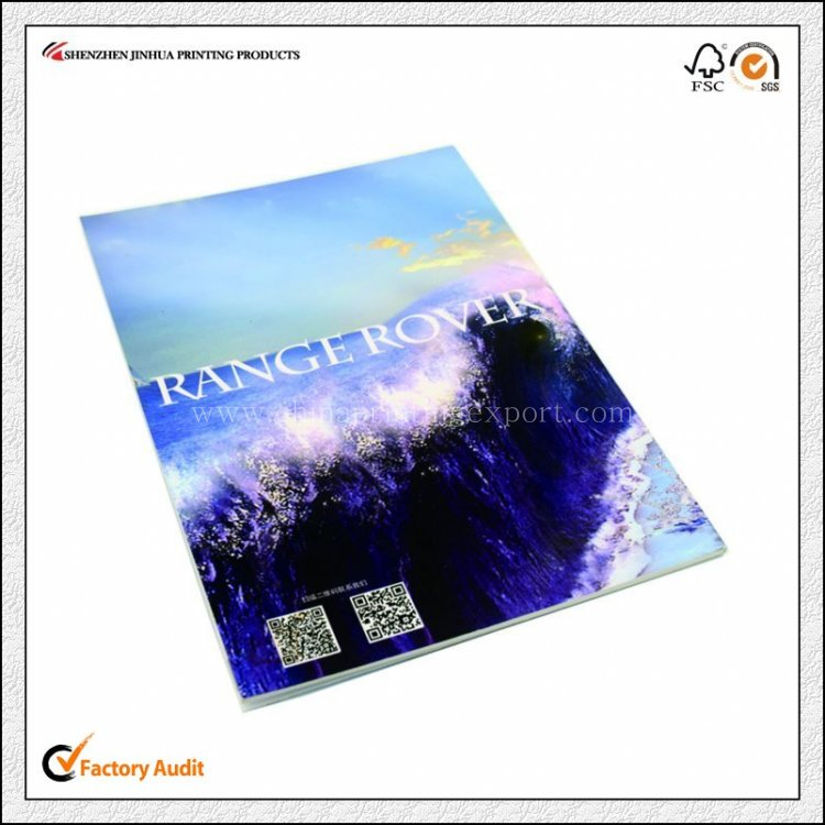 Factory Price Offset Printed Pamphlet Printing In China