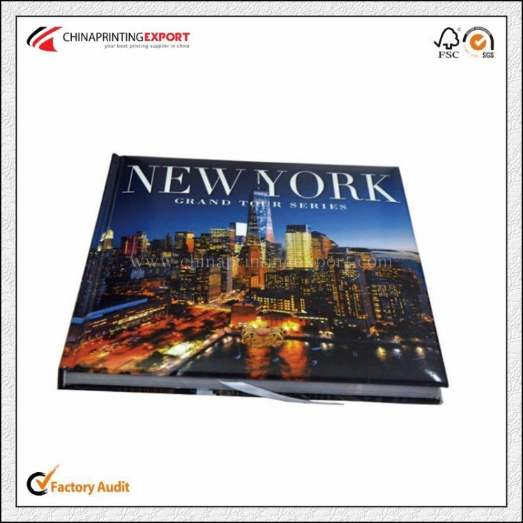 20 Years Professional Hardcover Book Printing Company