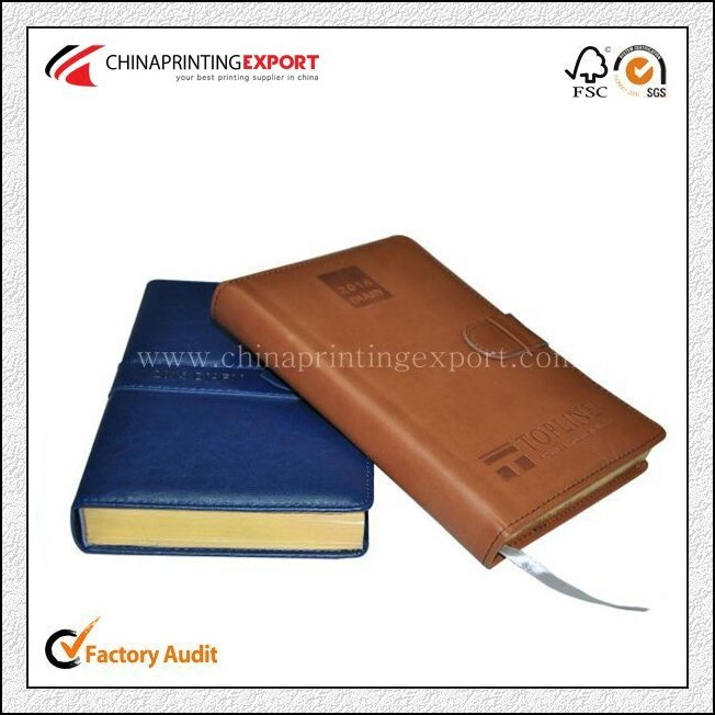 2019 Cheap Custom Personalized Agenda Note Book Printing