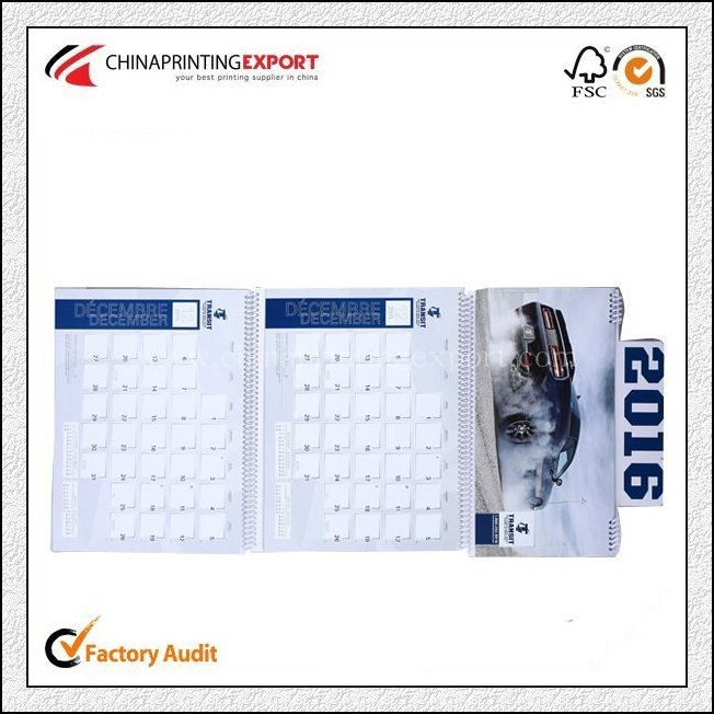 2019 Custom Day Planner Printing Chinese Supplier