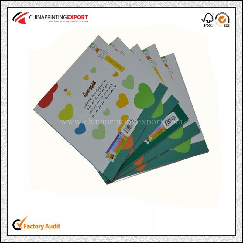 China High Quality Online Business Brochure Printing
