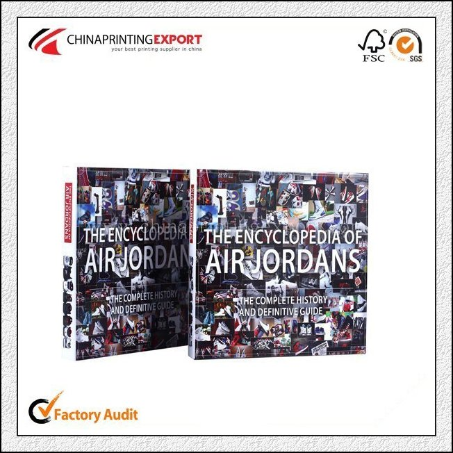 Advanced Business High Quality Hardcover Book Printing