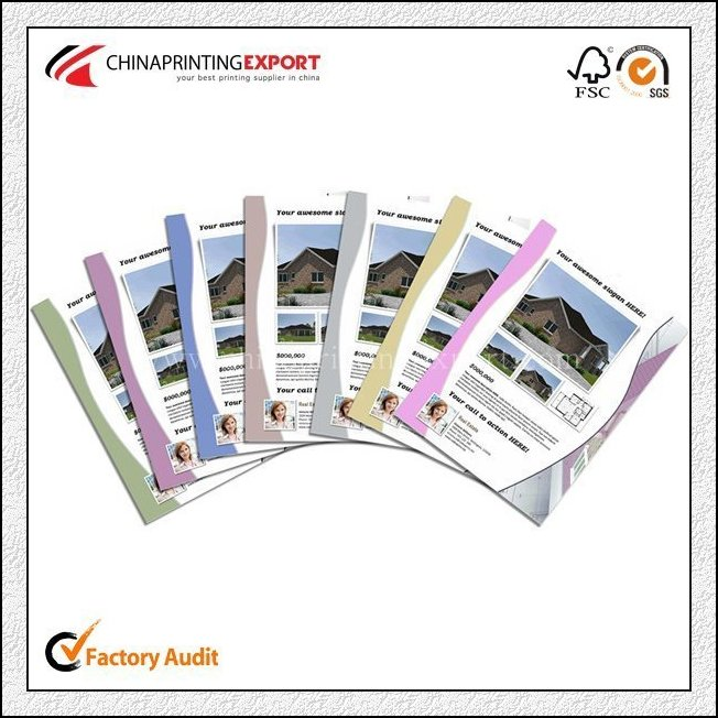 Cheapest Tri Fold Color Brochure Design And Printing