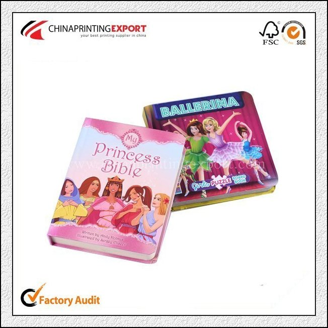 English Children Book Printing Fairy Story Children