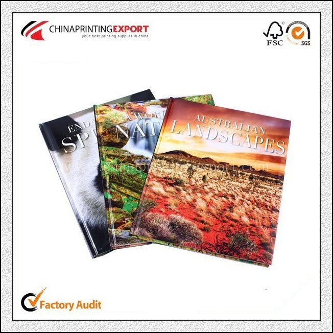 High Quality Hardcover Book Printing Service Cheap Price