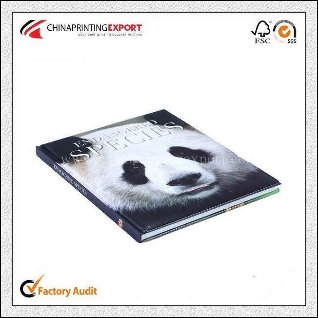 Print Fashion CMYK Hardcover Book With Low Cost