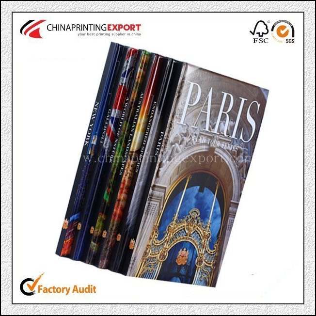 Superior Hardcover Book Printing Service With Excellent Quality
