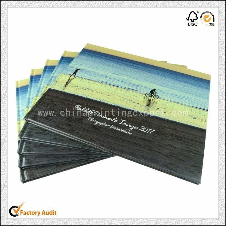 New Design Photo Book Printing With Hard Cover