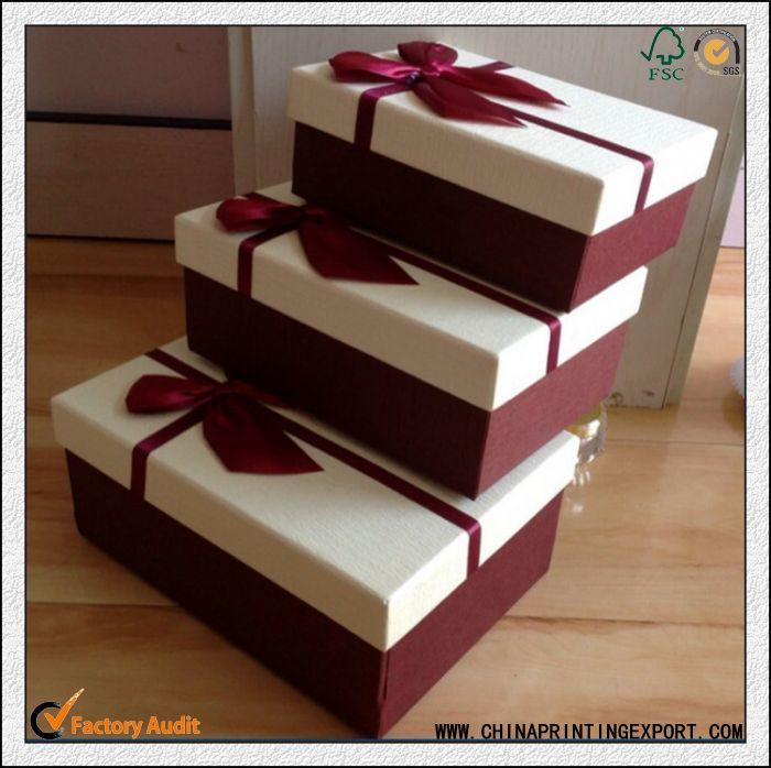 2019 Custom Gift Boxes In China