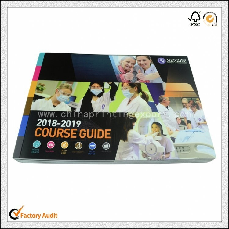 2018 New High Quality Magazine Printing In China