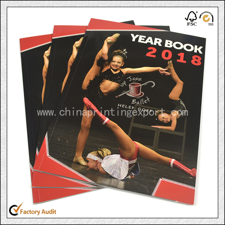High Quality Magazine Printing China With Low Cost