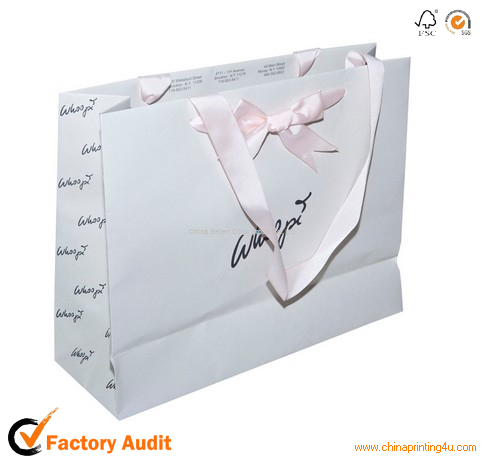 Custom Paper Bag In China Quality Guaranteed