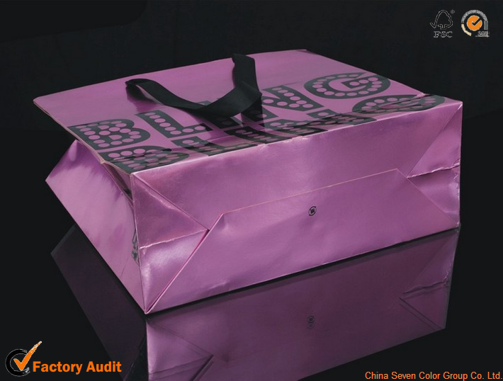 High End Gift Paper Bag