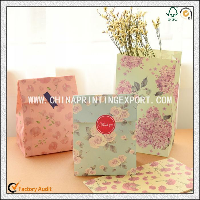 High Quality China Paper Bag Printing