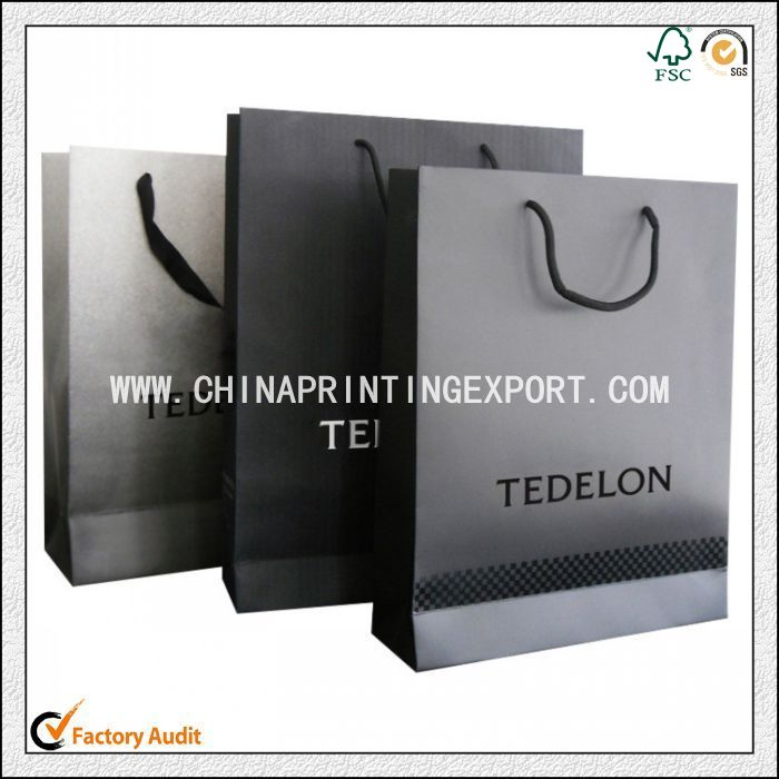 Promotional China Paper Bag Printing